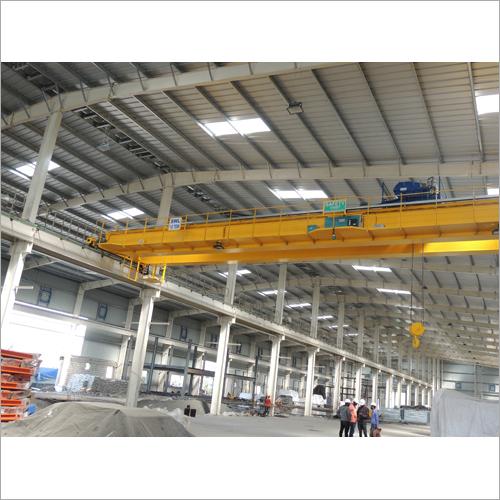 Industrial Double Girder Crane