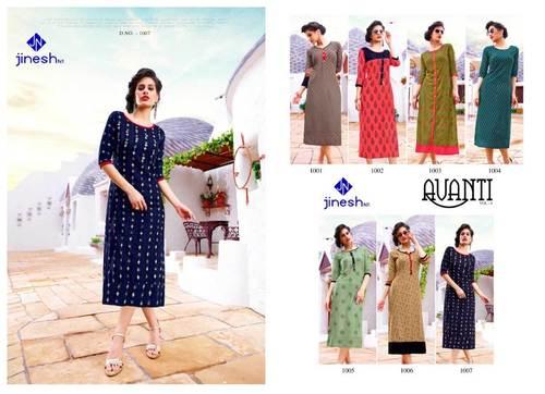 Avanti Vol-4 Shubh Nx Handwork Kurti