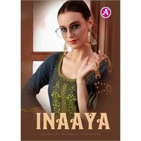 Ayush Fashion Inaaya Sharara Kurtis Catalog
