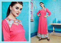 Baleno Vol-5 S-More Fashion Design Palazzo Kurti