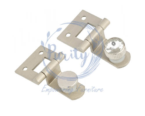 Brass Glass P J Hinges