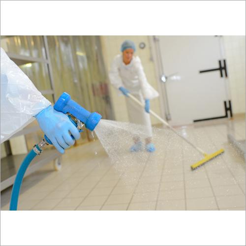 Hospital Sanitization Service