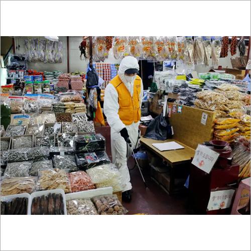 Market Sanitization Service