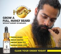 Natural Ayurvedic Beard Oil