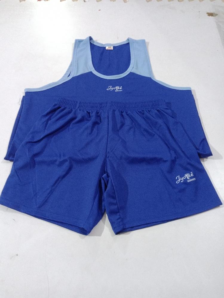 Athletic running kit
