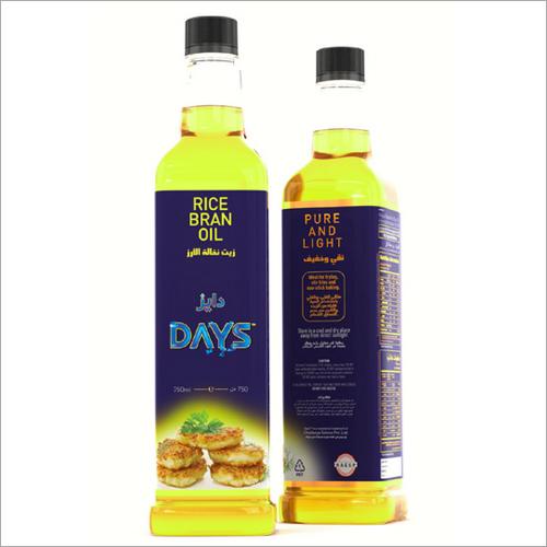750 ml Rice Brain Oil