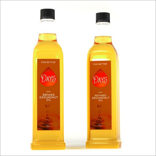 750 ml Refined Groundnut Oil