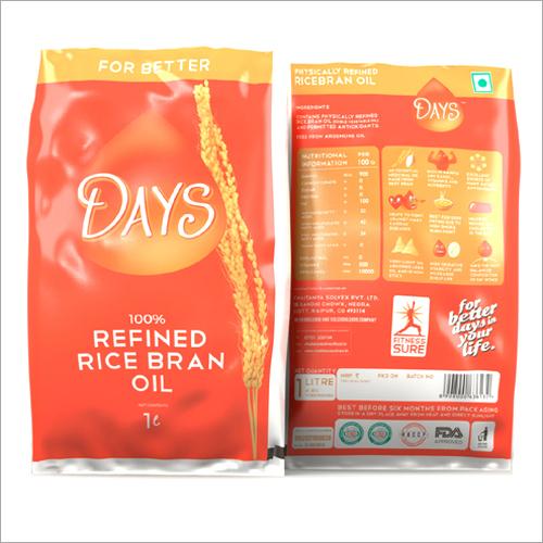 1 Ltr Refined Rice Bran Oil