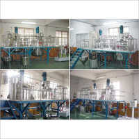 Paint Plant Machines