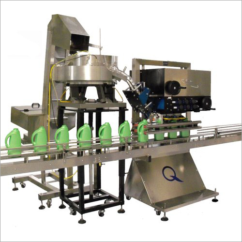 Lube & Grease Filling Machine