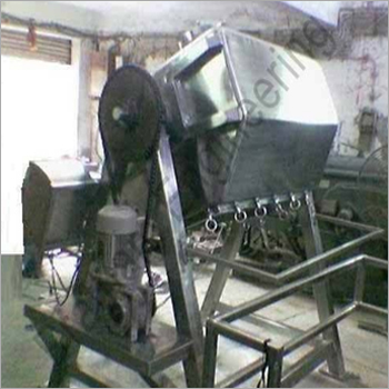 Octagonal Blender for Chemical Industry