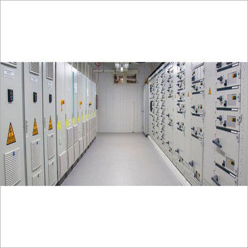 Solar Control Room Enclosure