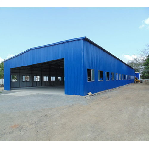 Prefabricated Factory Shelter