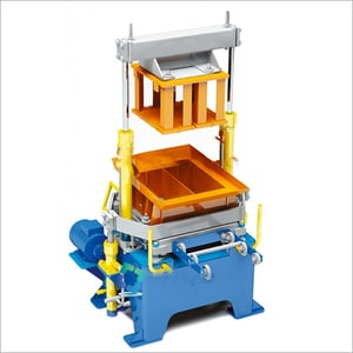 Interlocking Pavers Making Machine