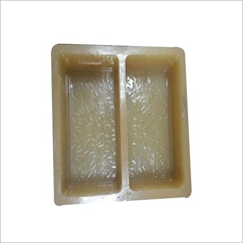 PVC Double Brick Paver Mould