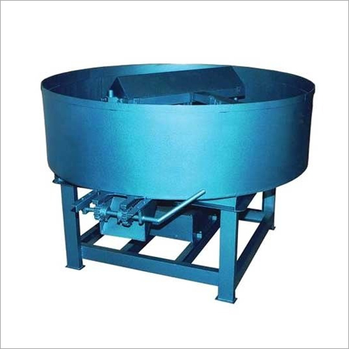 Mild Steel Pan Mixer