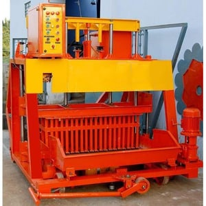 Solid Hollow Block Mould Machine