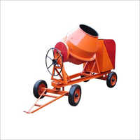 Concrete Mixer For Construction Industry