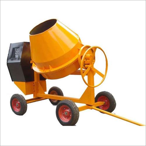 Automatic Concrete Mixer Machinery
