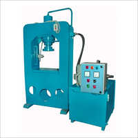 Hydraulic Tile Making Machine