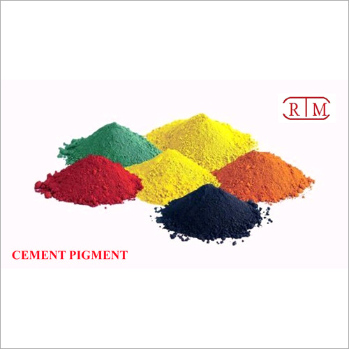 Cement Color Pigment