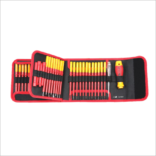 50 PC Insulated Changeable Screwdriver Set