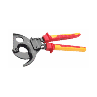 Insulated Ratcheting Cable Cutter