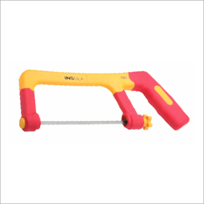 Insulated Hacksaw Frame