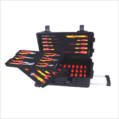 52 PCS Insulated Tool Set