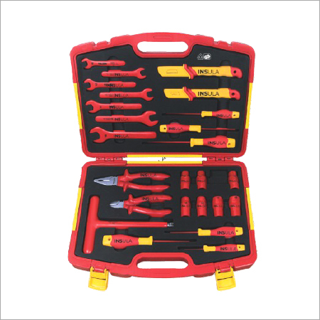 25 PCS Insulated Toolkit