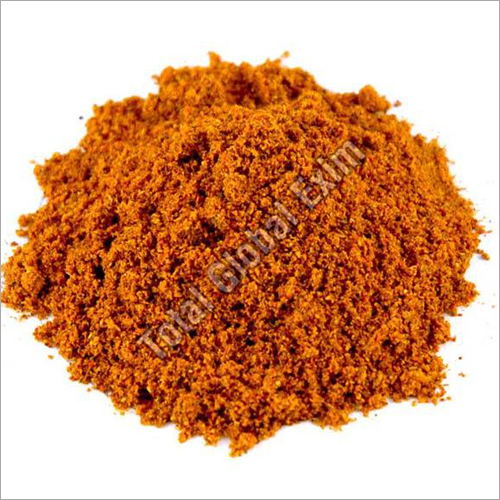 Blended And Seasoning Spices