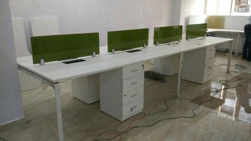 metal base workstation
