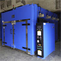 Battery Plate Curing Cum Drying Oven