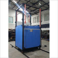 Vertical Lift Door Oven