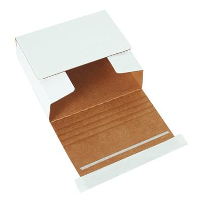 White Self Seal Corrugated Box