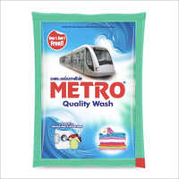 600 GM Metro Detergent Powder