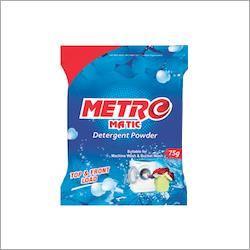 75 GM Detergent Powder