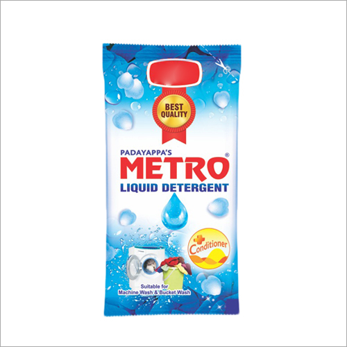 50 ML Matic Liquid Detergent Pouch