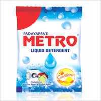 8 ML Laundry Liquid Detergent Pouch