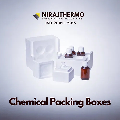 Chemical Packaging Boxes