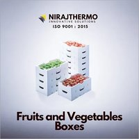 Fruits And Vegetables Boxes