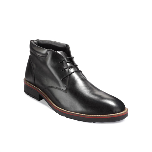 Mens Leather Ankel Boots