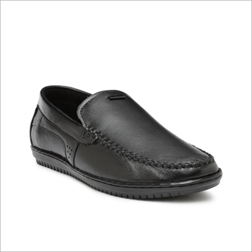 Mens Leather Formal Loafer Shoes