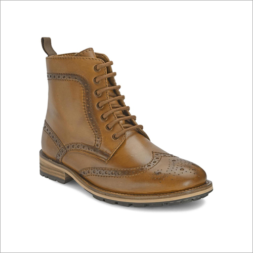 Mens Party Wear Long Boots