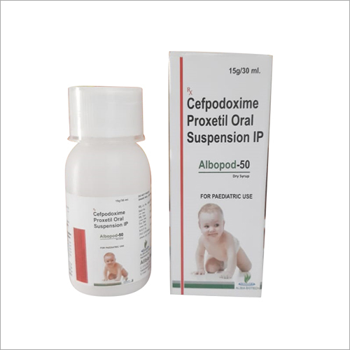 Cefpodoxime Proxetil Oral Suspension IP