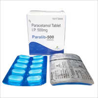 500mg Paracetamol Tablet IP