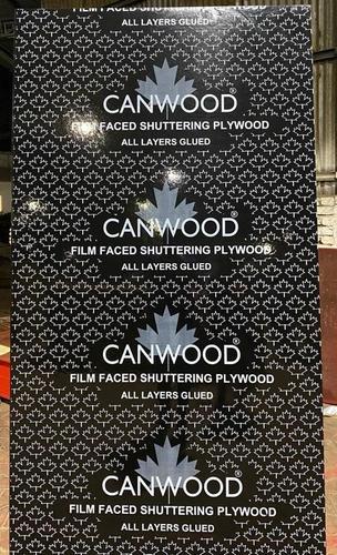 Black Film Faced Shuttering Plywood