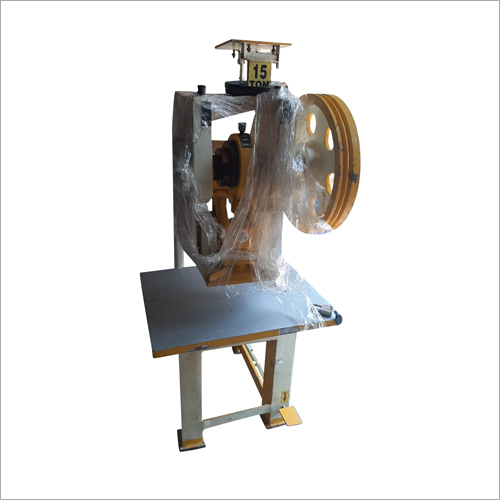 15 Ton Slipper Making Machine
