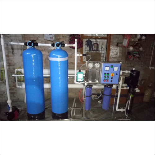 1000 lph RO Water Plant