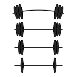 Barbell For Gym